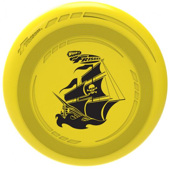 Wham o frisbee Go junior 23 cm geel
