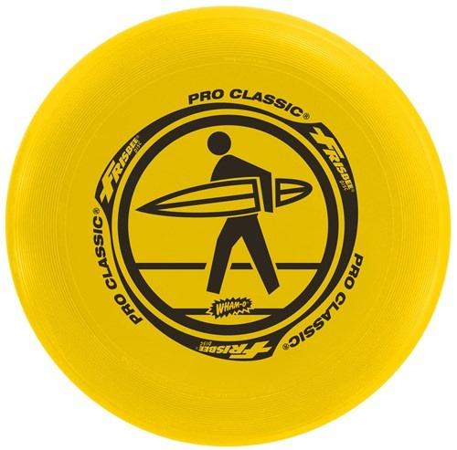 Wham o frisbee Pro Classic junior 25 cm 130 gram geel