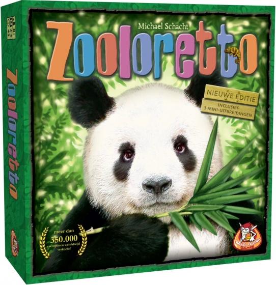 White Goblin Games bordspel Zooloretto (NL)