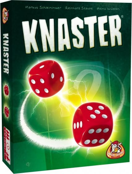 White Goblin Games dobbelspel Knaster (NL)