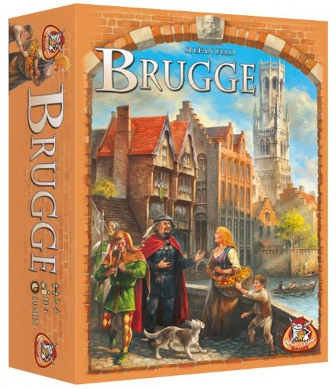 White Goblin Games gezelschapsspel Brugge