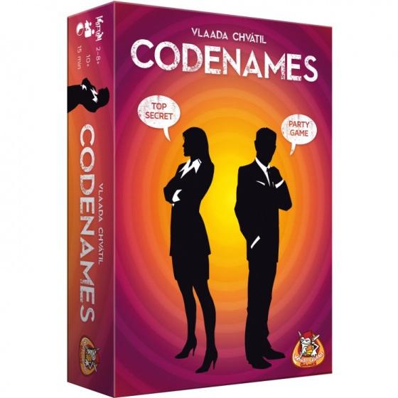 Codenames bordspel