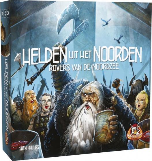 uitbreidingsset Helden uit het Noorden (NL)