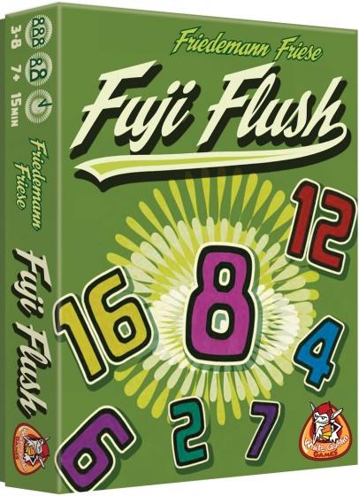White Goblin Games kaartspel Fuji Flush