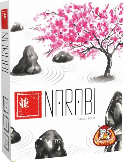 White Goblin Games kaartspel Narabi (NL)