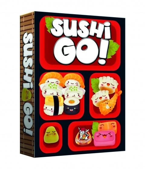 White Goblin Games kaartspel Sushi Go