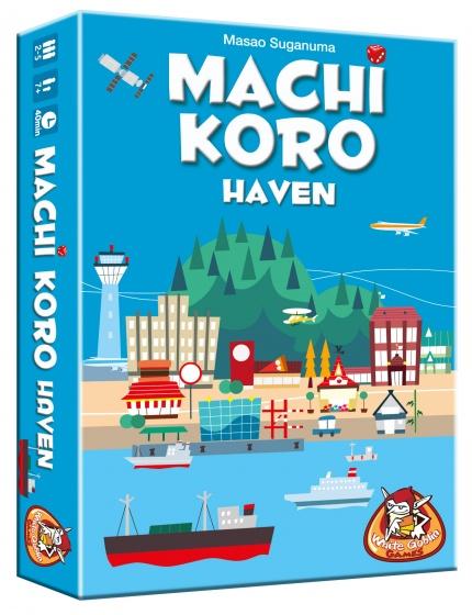 White Goblin Games uitbreiding Machi Koro: Haven