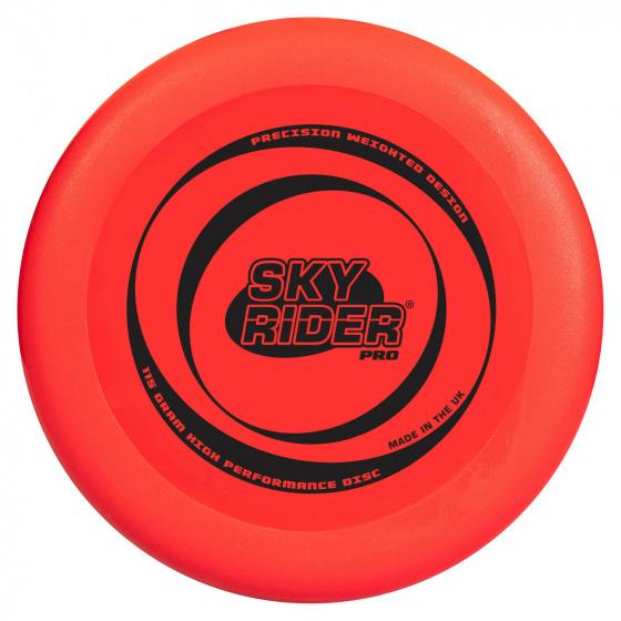 Wicked frisbee Sky Rider Sport 28 cm rood