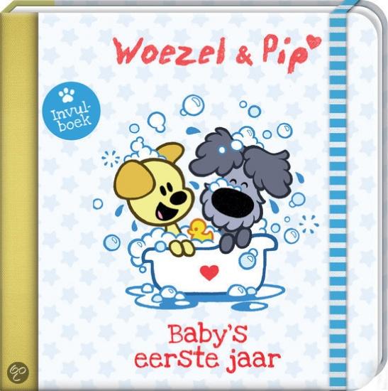 Woezel en Pip Baby's Eerste Jaar