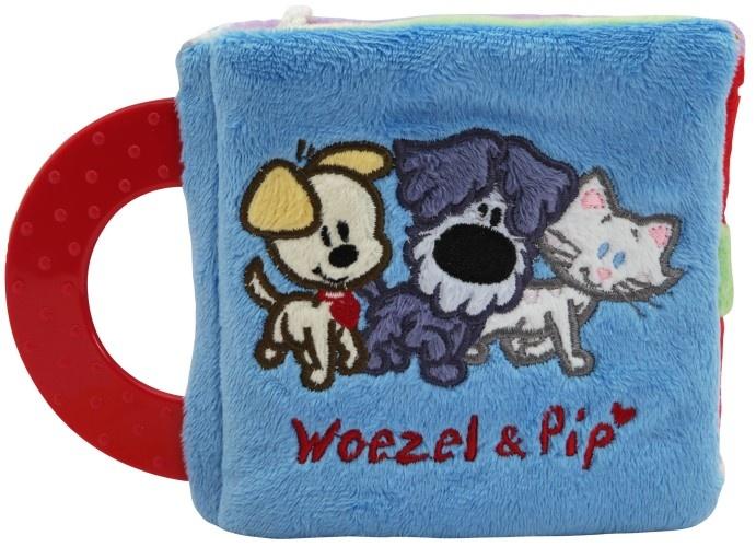 Woezel en Pip Buggyboekje Color