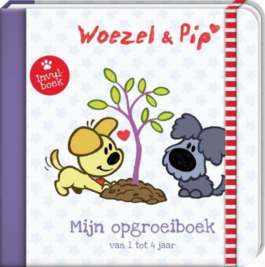 Woezel en Pip Mijn Opgroeiboek 1 Tot 4 Jaar
