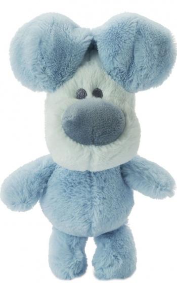 Woezel & Pip knuffel Woezel 19 cm blauw