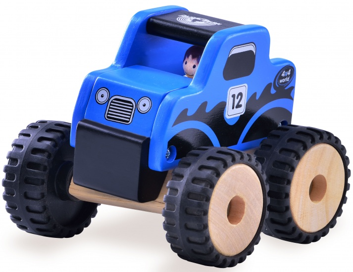 Wonderworld Voertuig Truck 15 cm