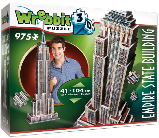 3D puzzel Empire State Building 975 stukjes