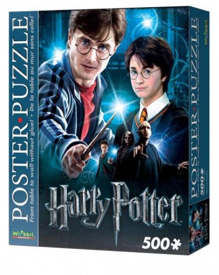 Wrebbit poster puzzel Harry Potter 500 stukjes