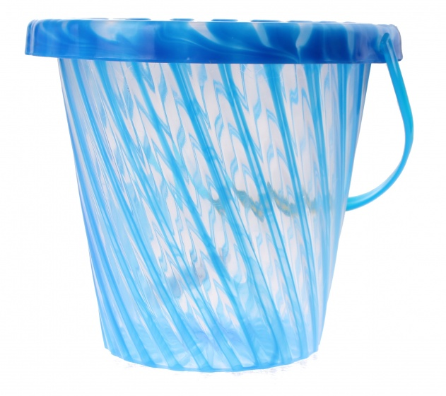 Yello emmer blauw 16 x 16 cm