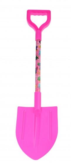 Yello schep Oceaan kunststof/hout roze 56 cm