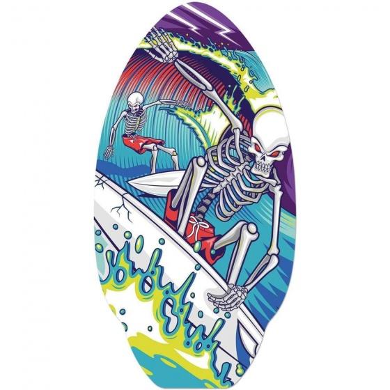 Yello skimboard skelet 50 x 76 cm