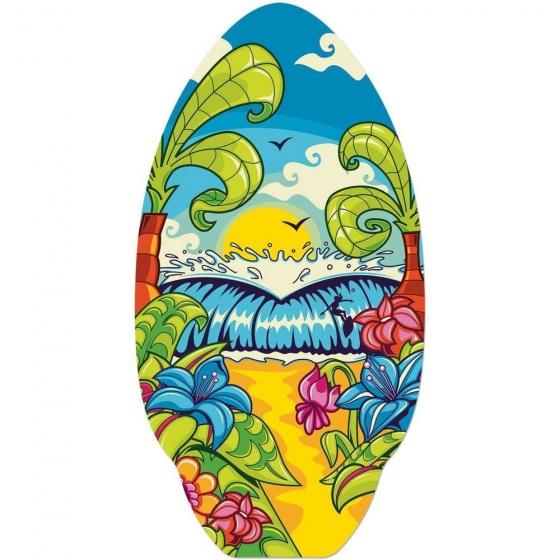 Yello skimboard strand 50 x 76 cm