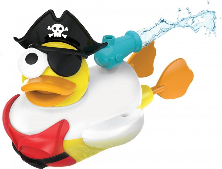 Yookidoo badeend piraat 17 delig