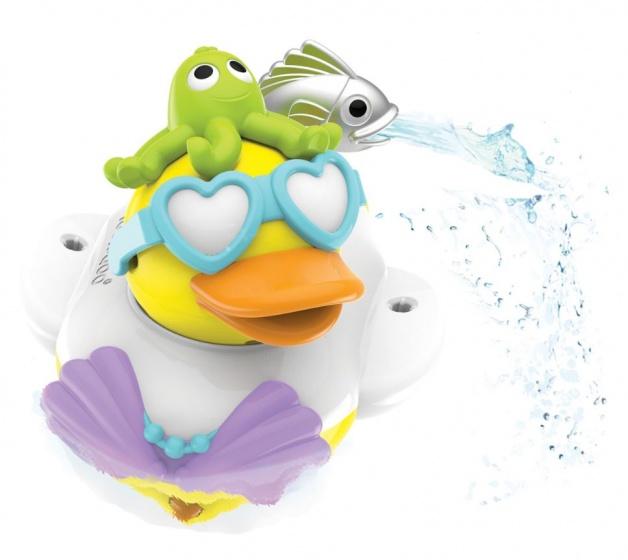 Yookidoo badeend zeemeermin 17 delig
