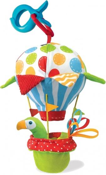 Yookidoo kinderwagenhanger Tap 'N' Play Balloon 24 cm