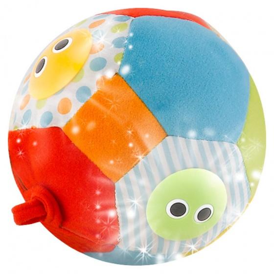 Yookidoo speelbal Lights 'N' Music Fun 14 cm