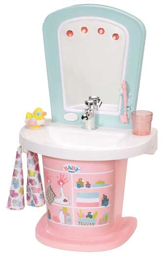BABY born Wash Basin Water Fun Doll washbasin