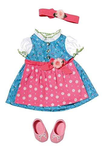 ZAPF CREATION kleding voor poppen tot 43 cm, »BABY born® dirndl«
