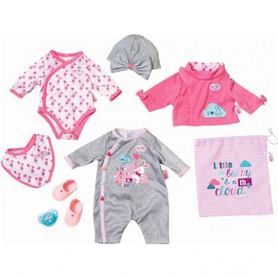 BABY born Deluxe Verzorging en kleding