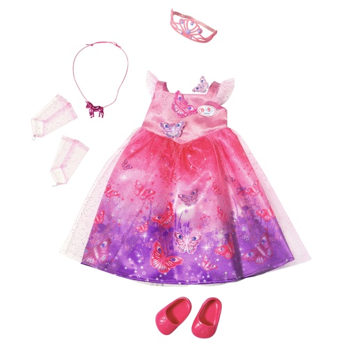 Baby born wonderland deluxe prinses