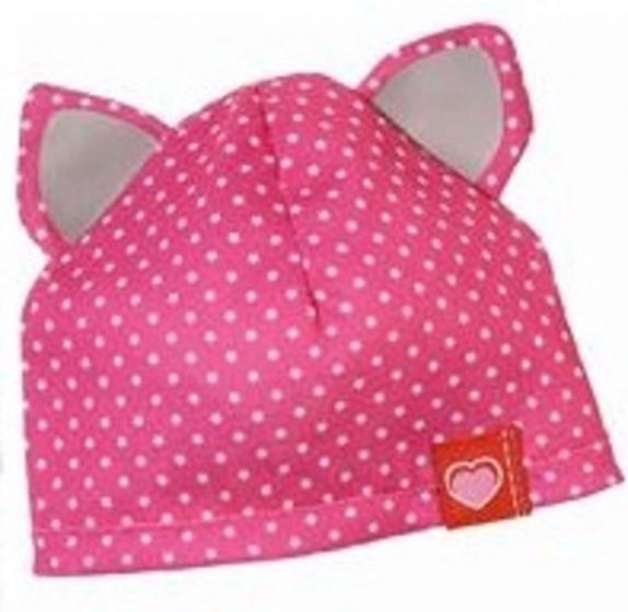 Zapf Creation Dolly Moda Muts roze 11 cm