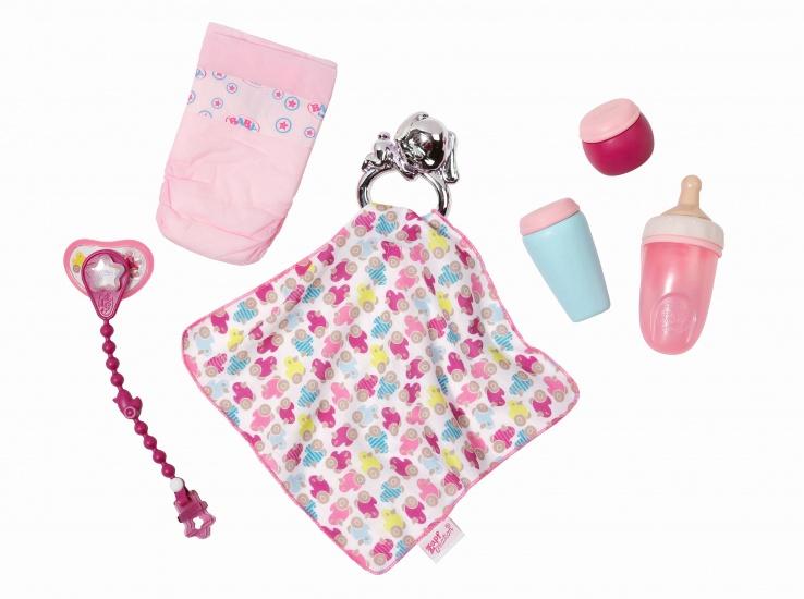 Zapf Creation Baby Born Accessoireset 7 delig