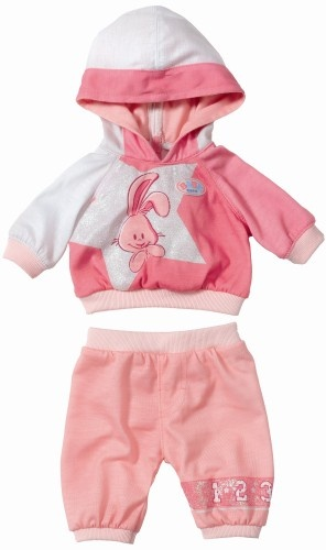 Zapf Creation My Little Baby Born Sport Kledingset Roze