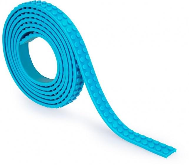 Zuru bloktape tweebloks 100 cm lichtblauw