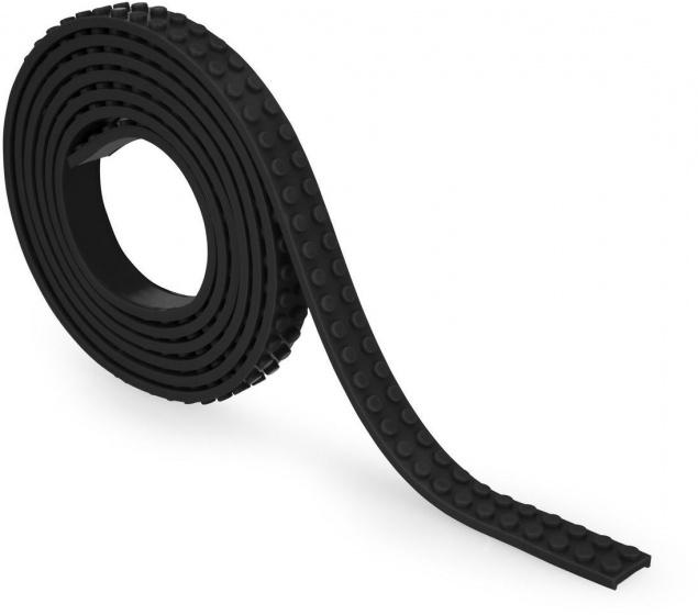 Zuru bloktape tweebloks 100 cm zwart