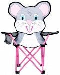 Abbey folding chair Funny Friends junior mouse 66 cm