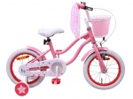 AMIGO Superstar 14 Inch Girls Coaster Brake Pink