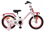 AMIGO Sweetheart 14 Inch 21,5 cm Girls Coaster Brake White