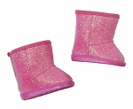 Baby born winter boots 43 cm pink