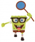 Comansi playing figure Spongebob Butterfly 7 cm yellow