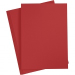 Creotime paper 21 x 29,7 cm 20 pieces 70 g red
