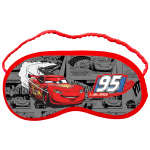 Disney sleeping mask Cars18 x 8,5 cm grey/red