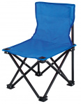 Eurotrail high chair Lille47 x 30 cm polyester/steel blue
