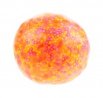 Free and Easy stressball 5 cm orange