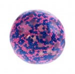 Free and Easy stressball 5 cm lila