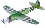 Free and Easy vliegtuig Flying Gliders 18 cm Airacobra P-39