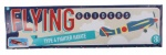 Free and Easy vliegtuig Flying Gliders 18 cm Fighter Hayate T4