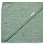 Funnies bath towel junior 80 cm cotton light green