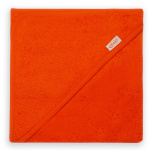 Funnies bath cape junior 80 cm cotton orange